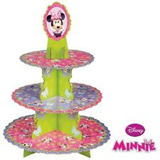 Disney Clubhouse Minnie Mouse Treat Stand from Wilton 6363 NEW