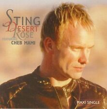 Desert Rose/Brand New Day [US CD Single] [Single] by Sting (The Police) (CD,