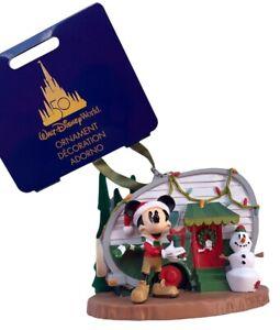 Disney 50th Anniversary Fort Wilderness Resort & Campground Christmas Ornament
