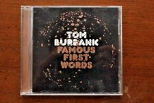 TOM BURBANK Famous First Words (2006) - Planet Mu