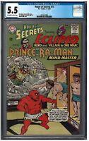 HOUSE OF SECRETS #75 CGC 5.5 (11-12/65) DC Comics