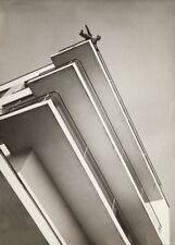 "LASZLO MOHOLY-NAGY ""Balconies"" ,1926, Bauhaus Constructivism 250gsm A3 Poster"