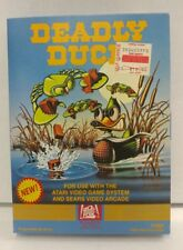 Deadly Duck Atari 2600 NEW Sealed EXTREMELY RARE 20TH Century Fox