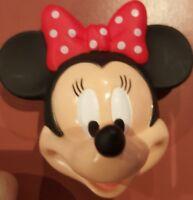 MAGNET / Aimant MINNIE 3D FACE Disneyland Paris