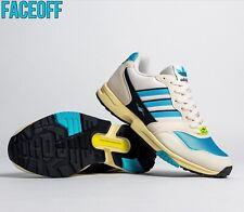 Adidas ZX 1000 C Retro Sneakers Cream/Royal Blue FW1485