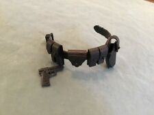 1/6 Scale GI Joe Gun Belt With Pistol