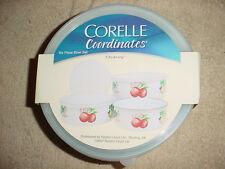 CORELLE CHUTNEY 6 PIECE STORAGE BOWL SET NEW IN BOX FREE USA SHIPPING