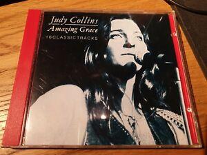 Judy Collins - Amazing Grace (CD 1993) FOLK, ROCK