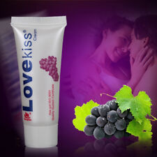 25ml Fruit Flavor Edible Lubricant Lube Adult Oral Sexy Toy Massage Oil Braw