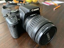 Canon EOS Rebel XS Black EF-S 18-55mm IS Lens Kit - Black