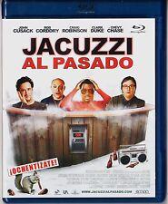 JACUZZI AL PASADO de Steve Pink. BLU-RAY Tarifa plana (España) en envío, 5 €.