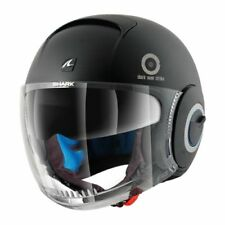 Cascos jet Shark scooter para conductores