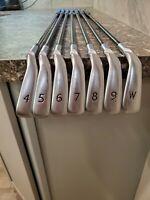 Ping G400 Iron Set 4-PW Green dot MRH Regular Alta CB Graphite AWT Steel 4 iron