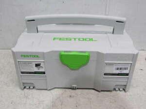 Festool DS 4/5/6/8/10 1060 BU Beechwood Domino Tenon Assortment Systainer 498899