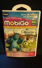 VTech MobiGo Software - Monsters University  4-6YRS