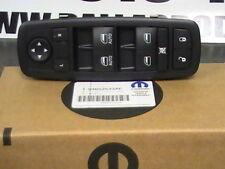 Dodge Nitro Drivers Door Window Mirror Master Switch Mopar  4602533AF