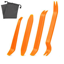 Car Radio Stereo Door Clip Trim Dash Panel Install Removal Pry Tool Kit