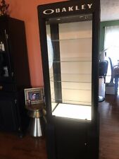 Oakley Large Oversized Lighted Display Case For Sunglasses Or Watches