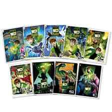 Ben 10 Alien Force Series Complete Volumes 1 2 3 4 5 6 7 8 9 Box/ DVD Set(s) NEW