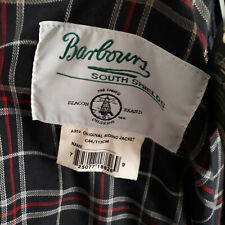 barbour waxed jacket giacca lim edition bedale four pockets C44 new