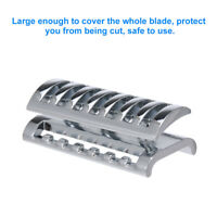 Double Edge Shaving Safety Razor Open Comb Head Men Safety Razor Head USA O5Q1