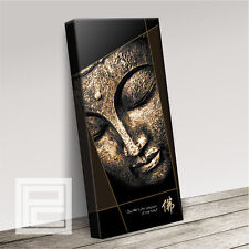 BUDDHA SPIRITUALLY INSPIRING 'LIFE' QUOTE CANVAS ART PRINT PICTURE Art Williams
