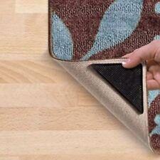 HOME Essentials Riutilizzabile angolo Tappeto Grip, Set di 8 confezioni per tappeti o moquette
