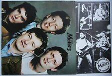 The Motors Approved By Ger 1978 Diff PS LP + Inner Powerpop New Wave