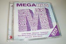 MEGA HITS 2010 DIE ERSTE / 2 CD'S MIT RIHANNA - XAVIER NAIDOO - SCHILLER - SIDO