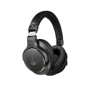 Audio-Technica ATH-DSR7BT Schwarz - Bluetooth Bügel-Kopfhörer