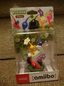 Nintendo Amiibo Pikmin Sealed NEW First Print
