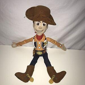"Disney Pixar Toy Story Woody Plush Doll 20"""