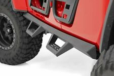 fits Rough Country Jeep Contoured Drop Steps 2020 Gladiator JT