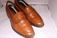 ALLEN EDMONDS BARRINGTON Noyer Penny Mocassins Homme Chaussures sz 12.5 B