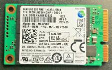 Samsung SSD PM871 mSATA 256GB Solid State Drive Laptop SATA III 6Gb/s MZ-MLN256D