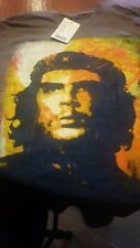 Che Guevara t shirt 100% Cotton small Gray All the Rage Carbon Socialism Rebel
