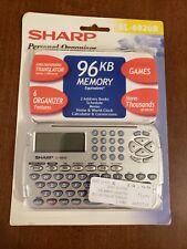 SHARP EL-6920B Personal Organizer English /Spanish Translator PDA