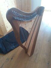 Irisch Keltische Harfe 22 Saiten
