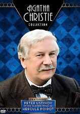 Agatha Christie Collection featuring Peter Ustinov (DVD, 2006, 3-Disc Set) VGC