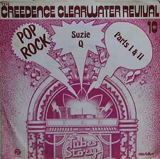 "Vinyle 45T Creedence Clearwater Revival ""Suzie Q"""