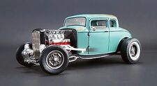 ACME '32 FORD 5 Window Coupe Hot Rod Satin Light Green 1:18 Diecast Pre Order