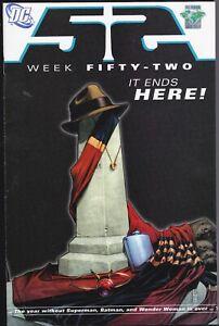52 #52 Diamond Comics 25th Anniversary Retailer Appreciation Edition  COA   NM-
