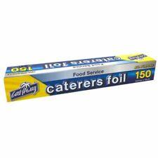 Castaway Caterers All Purpose Aluminium Foil Large 150m X 44cm Single Roll