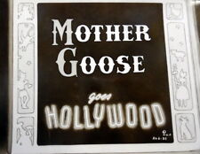 MOTHER GOOSE GOES HOLLYWOOD Movie Film 8 x 10 PHOTO WALT DISNEY 1938 AK1473