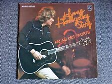 JOHNNY HALLYDAY - Palais de sports 1976 - LP / 33T