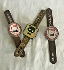 Lot Of (3)Hello Kitty and Chococat Watches