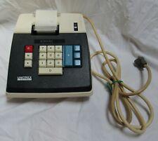 1970s Unitrex Electric E2082 10 Key Adding Machine Japan Eiko Business Machine