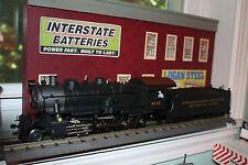 Lionel O gauge Consolidation 2-8-0 Steam Loco # 38037 Penn,Reading seashore NIB