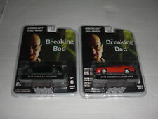 GREENLIGHT HOLLYWOOD BREAKING BAD 2012 DODGE CHALLENGER/2012 CHRYSLER 2 CAR SET