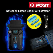 Laptop Cooler Laptop Cooling Fan Hot Air Extractor Vacuum for HP DELL ASUS AU